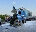 Авария с колонной МЧС в Тульской области: движение по трассе «Дон» восстановлено