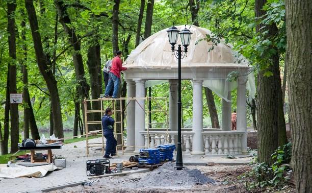 Когда откроется Платоновский парк?