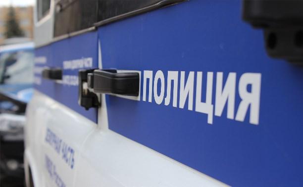 Жительница Чернского района избила двоих полицейских