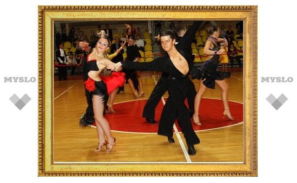 В Туле посоревнуются лучшие танцоры