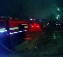 В Туле на пожаре погиб пенсионер