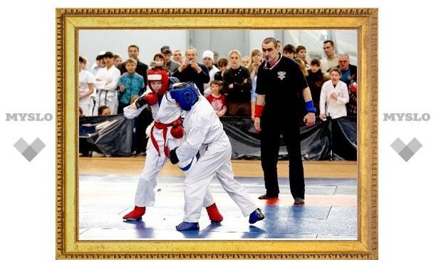 Тульские мастера рукопашного боя выступят на первенстве мира