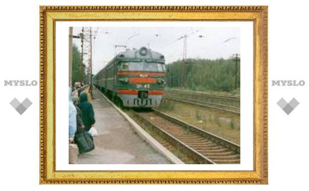 На железной дороге в Туле усилили охрану