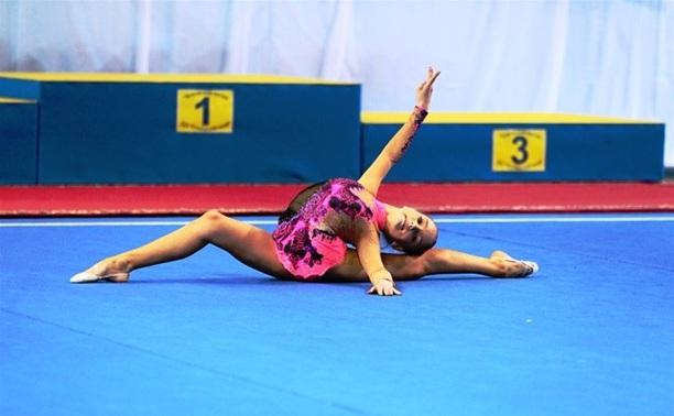 Тулячки стали призерами межрегионального турнира по художественной гимнастике