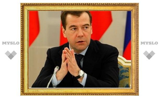 Медведев признал очередную проволочку со вступлением в ВТО