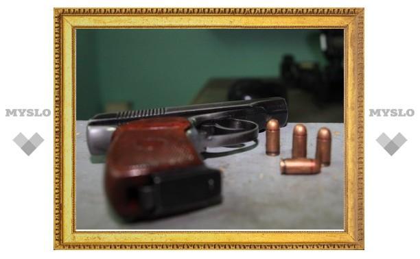 Оружием, которое нашли в доме под Тулой, можно было вооружить целый взвод