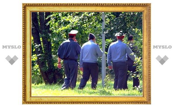 В алексинском парке совершено групповое изнасилование