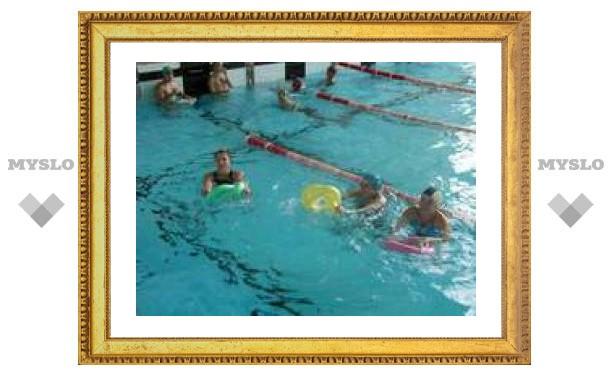 В Суворове открылся бассейн