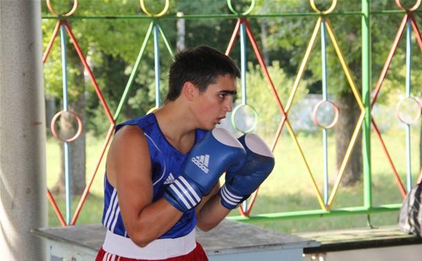 Тульский боксер вызван в молодежную сборную России