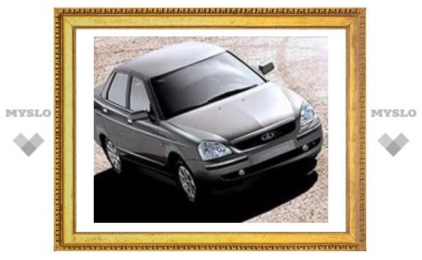 Появилась удлиненная версия Lada Priora