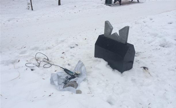 Дело вандала, который разбил «звезды» в ЦПКиО, передано в суд