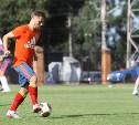Новичок «Арсенала» Виталий Федотов: «Отвык от болельщиков на трибунах»