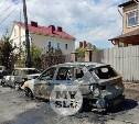 По факту поджога машин семьи депутата в Туле возбуждено уголовное дело