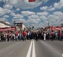 В Тульской области в акции «Бессмертный полк» приняли участие 222 000 человек