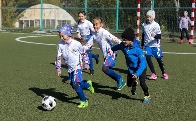 Юных футболисток приглашают на тренировки по мотивам диснеевских мультфильмов