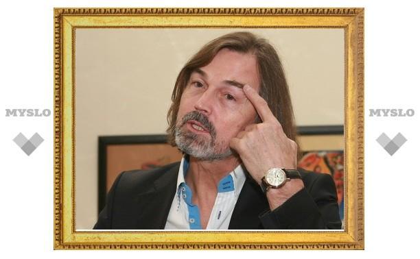 Никас Сафронов привезет в Тулу свою выставку