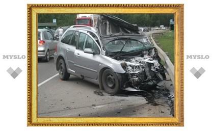 В ДТП с четырьмя погибшими на трассе «Крым» виноват водитель Peugeot