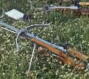 В Тульской области мужчина угрожал участковому арбалетом