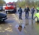 В Новомосковске в ДТП с «Дэу Матиз» и ВАЗ-2103 пострадала семилетняя девочка
