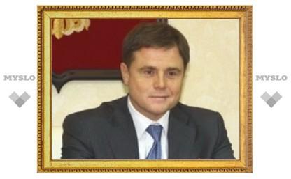 Владимир Груздев поблагодарил Дмитрия Рогозина за потраченный во благо тульской «оборонки» выходной