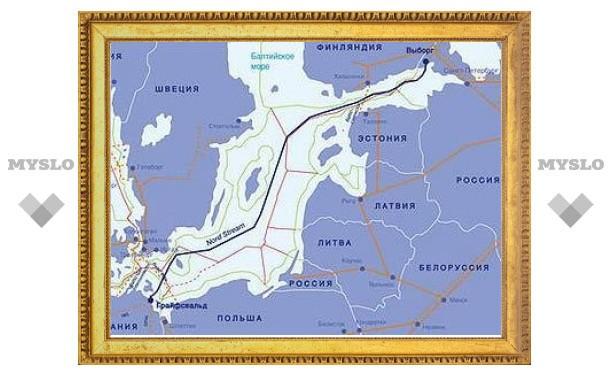 """Украина оценила потери от """"Северного потока"""""""
