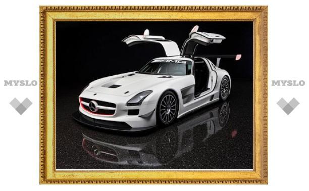Начались продажи гоночного Mercedes-Benz SLS AMG