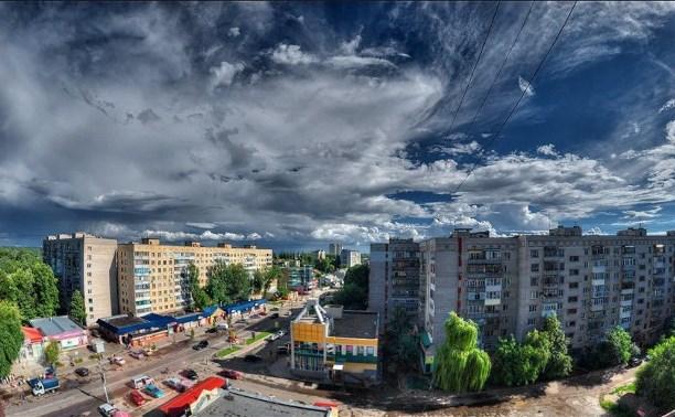 Новомосковск освятят с аэростата