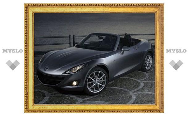 Новая модель Mazda появится в 2012 году