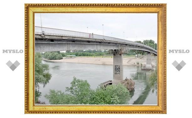 В Туле мужчина спрыгнул с моста