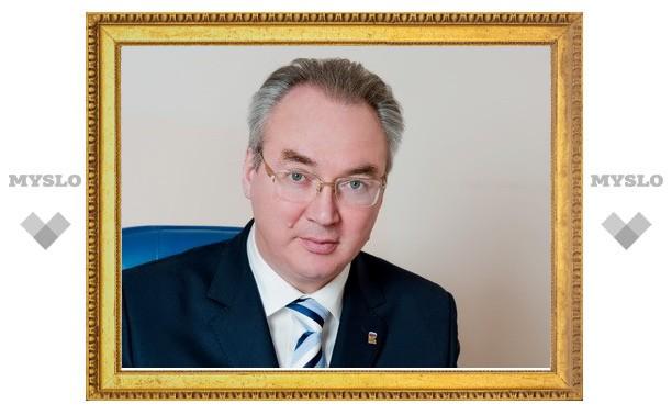 Михаил Иванцов подписал трехстороннее соглашение о социальном партнерстве