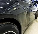 Ночью пьяный туляк повредил пять автомобилей