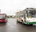 Когда общественный транспорт Тулы будет ходить по расписанию?