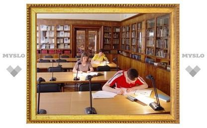 «Союз писателей России» провел заседание в тульской библиотеке