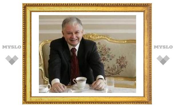 Польша не снимет вето, пока Грузия и Украина не станут кандидатами в НАТО