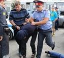 Задержанные у ТРЦ «Гостиный двор» подозреваются в похищении человека