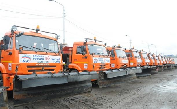 Тульские коммунальные службы переведены в режим повышенной готовности