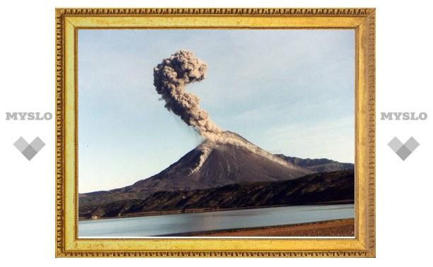 На Сицилии произошло извержение вулкана Этна