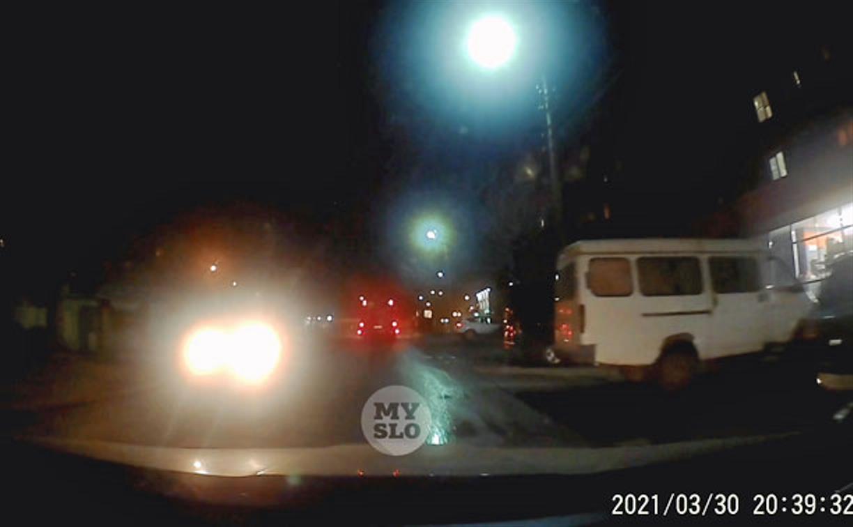 «Накажи автохама»: что случилось с водителем автобуса?