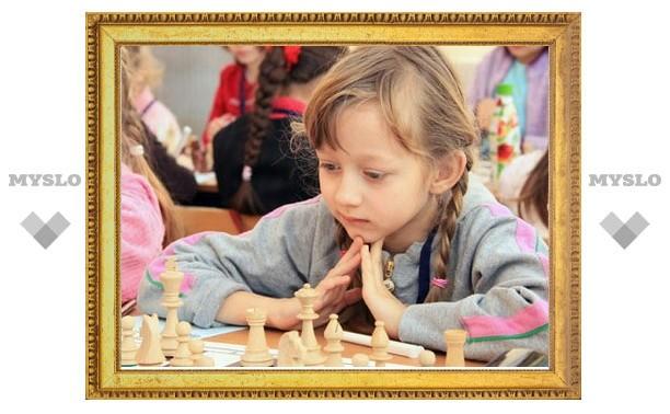10-летняя шахматистка представила Тулу на Всероссийском турнире