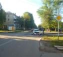 В Новомосковске иномарка сбила велосипедиста с ребёнком на багажнике