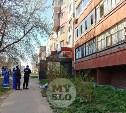 На улице Кирова в Туле из окна многоэтажки выпал человек