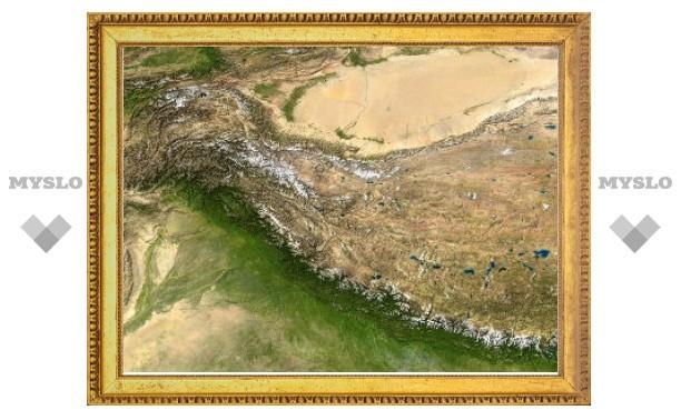 Гималаи тают из-за сажи