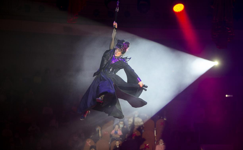 Шоу фонтанов «13 месяцев» в Тульском цирке – подарите себе и близким путевку в сказку!