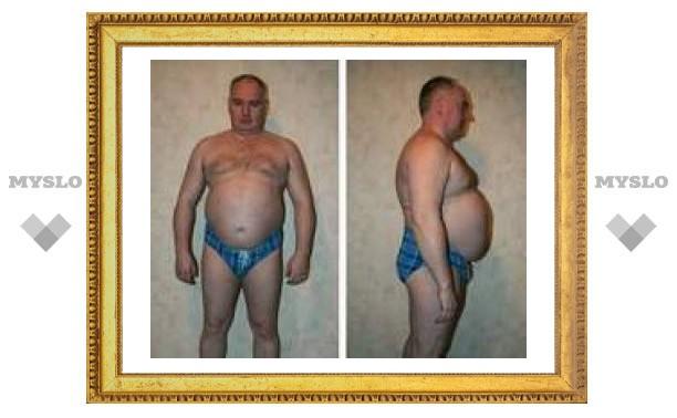 Туляков разучат толстеть