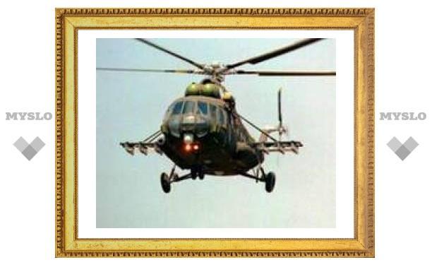 В горах Чечни сбит вертолет с десантниками: 17 погибших