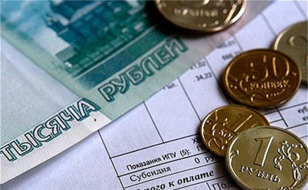 Семья из Спасского задолжала за отопление и воду 90 тысяч рублей