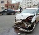 В ДТП на пр. Ленина в Туле пострадала женщина