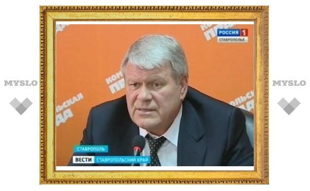 Назначены губернаторы Ярославской области и Ставропольского края