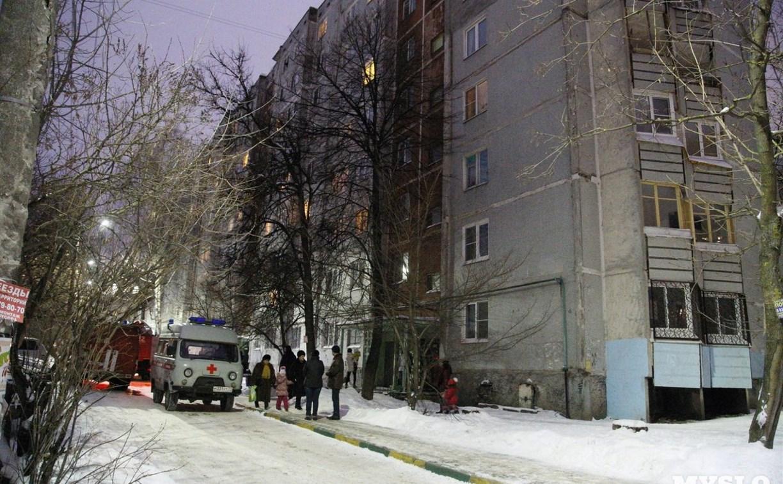 По факту нападения мужчины на соседку, ее ребенка и полицейского в Туле следователи начали проверку