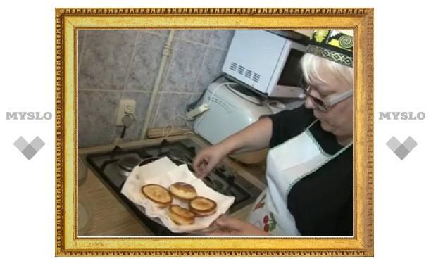 "Кухня для чайников 4 - ""Олимпийские"" оладьи"